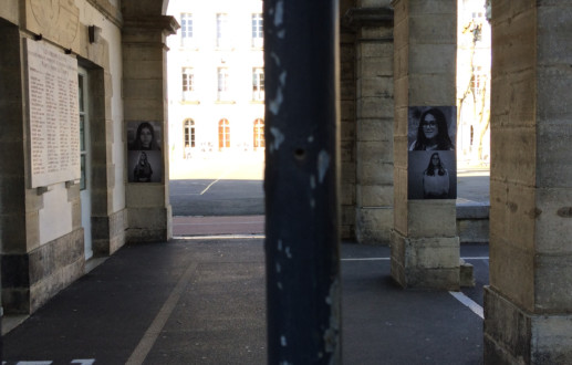 8 minutes de pose – Lycée Paul Bert – Bayonne